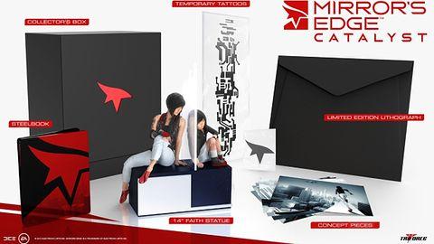 Czas na edycję kolekcjonerską Mirror's Edge: Catalyst