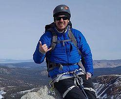 Tragiczny finał poszukiwań. Ciało turysty znalezione na szczycie lodowca