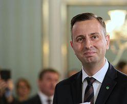 Zrzutka na pensję Piotrowicza? Lider PSL drwi po zaprzysiężeniu w Belwederze