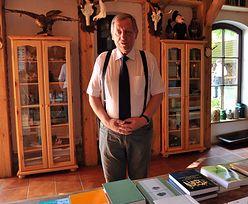 Prokuratura w stodole ministra Jana Szyszko. Sprawdza, skąd ma skórę rysia