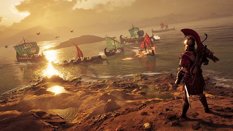 """Assassin's Creed Odyssey może sprzedawać się słabiej, ale raczej nie """"słabo"""""""
