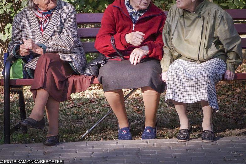 Nie wszyscy polscy emeryci z zazdrością patrzą na Niemców