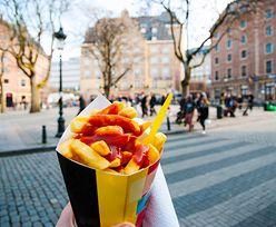 Belgowie świętują tydzień frytek. Na granicy można się najeść za darmo