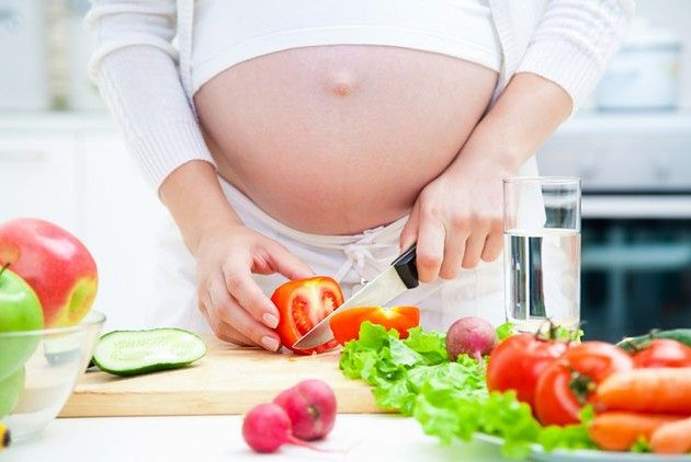 Dieta podczas ciąży