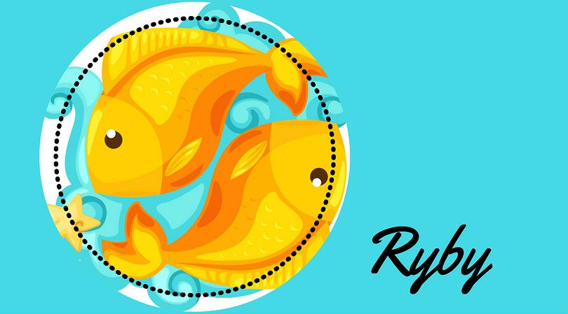 Ryby- znaki zodiaku