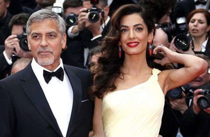 George Clooney kilka dni temu został ojcem bliźniaków