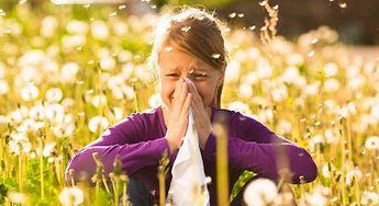 Te produkty zminimalizują objawy alergii u dziecka