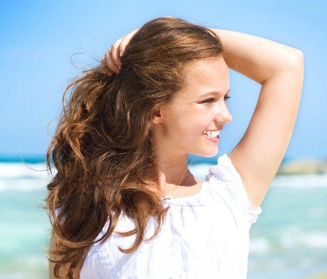 Niekorzystne dla włosów czynniki zewnętrzne