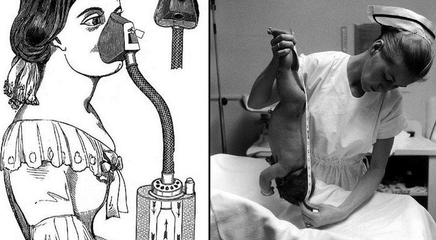 Chloroform i eter w ciąży