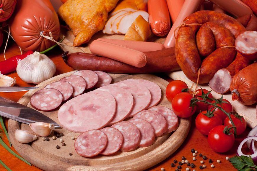 Mięso przetworzone