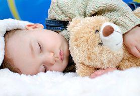 Przytulanka pachnąca mamą, czyli idealna zabawka dla niemowlaka