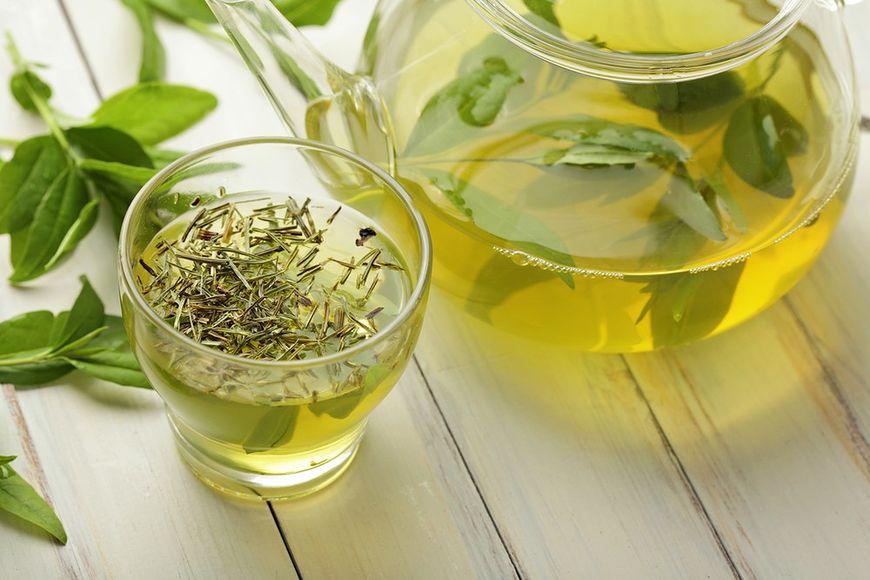 Zielona herbata pomaga na stany zapalne
