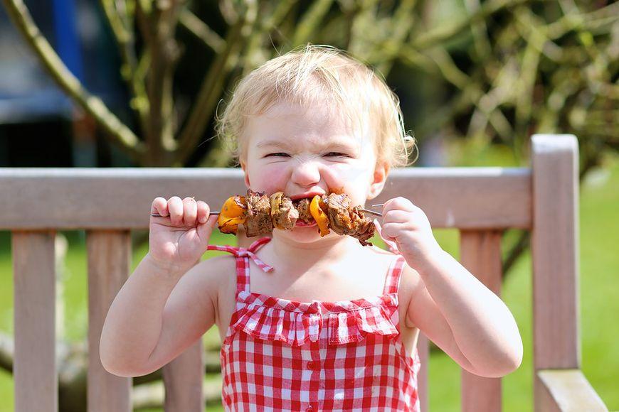 Mięso w diecie najmłodszych
