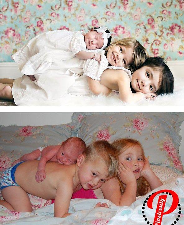 Sesja zdjęciowa dla rodzeństwa