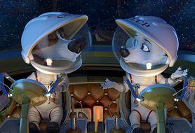 """Zapraszamy do kina na film """"Kosmiczna jazda. Hau! Hau! Mamy problem!"""