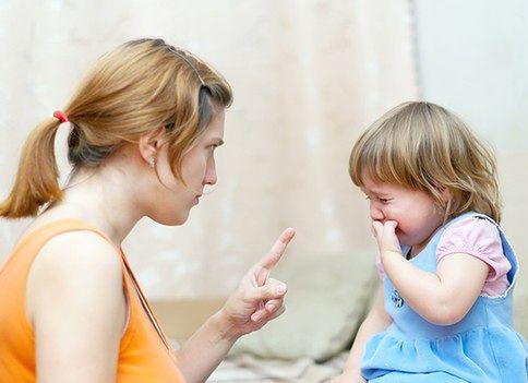 Rodzic nie powinien unosić się emocjami