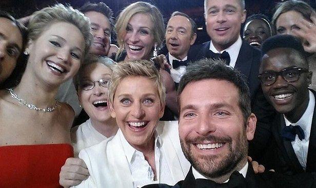 Selfie z celebrytami