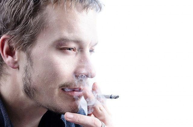 Rezygnacja z palenia tytoniu