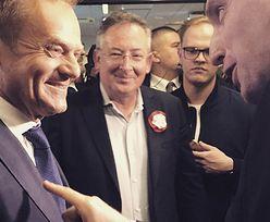 """Donald Tusk spotkał się z Tomaszem Lisem. """"Przypadek? Nie sądzę"""""""