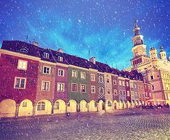 Zimowe uroki Poznania