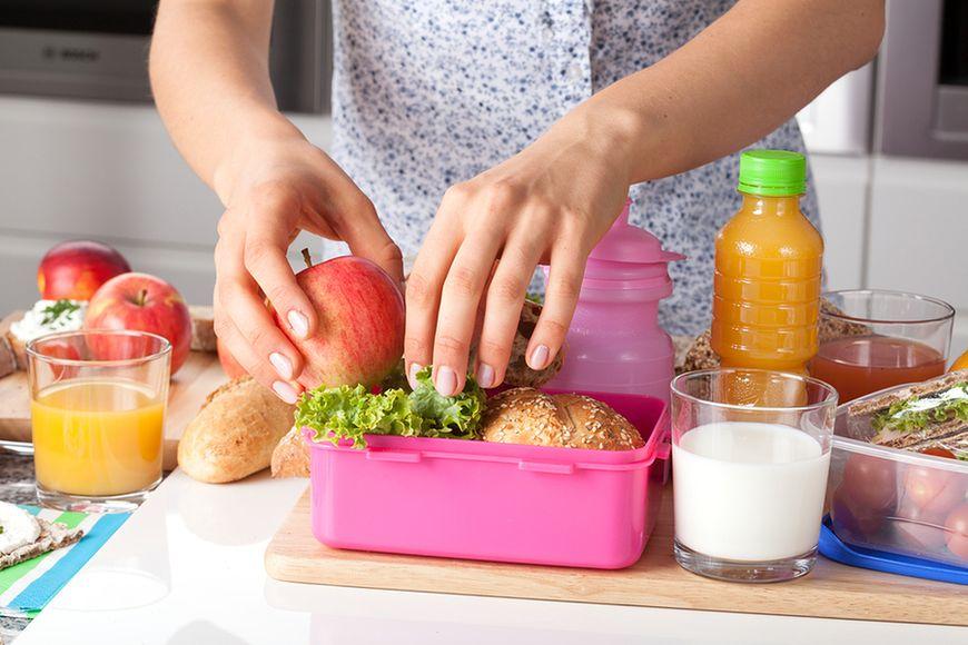 Przygotowywanie posiłków w domu