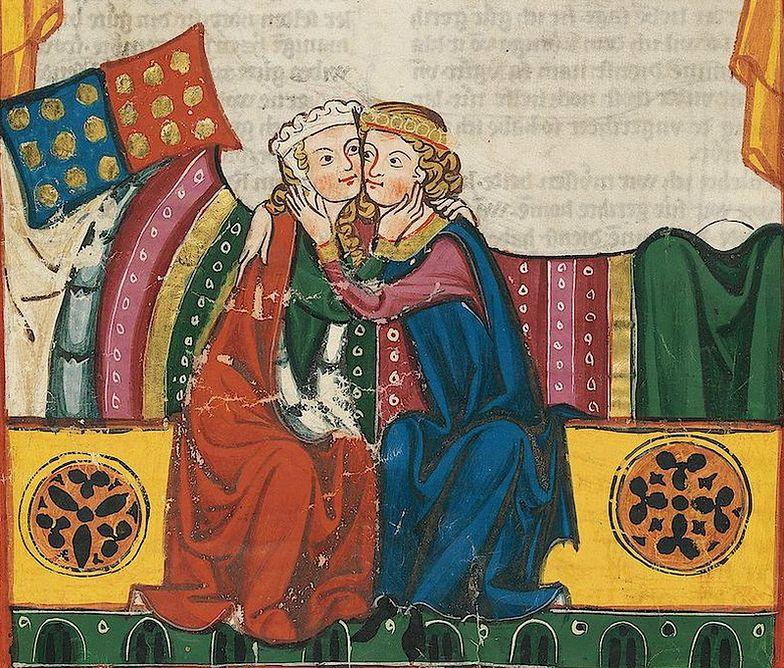 Do oskarżenia kobiety o zdradę wystarczył nawet niewinny pocałunek