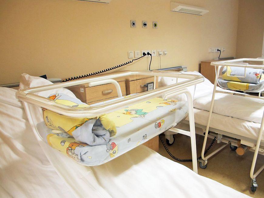 Miejsce dla mamy i noworodka