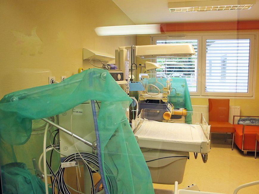 Miejsce dla noworodków