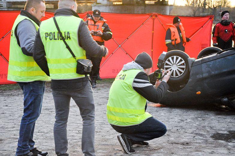 Ekipa dochodzeniowo-śledcza z Gorzowa Wlkp. bada sprawę
