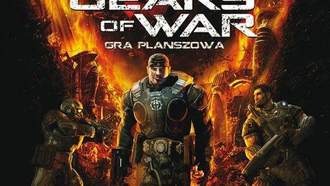 Planszowe Gears of War wreszcie ukaże się w Polsce