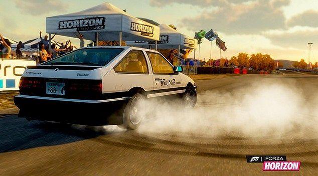 Samochody w Forza Horizon
