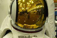 Kinect waży kosmonautów. Na oko