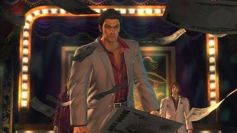 Poznaj bohaterów Yakuza 3