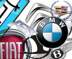 Jak dobrze znasz się na motoryzacji? Sprawdź się w quizie z logo różnych marek