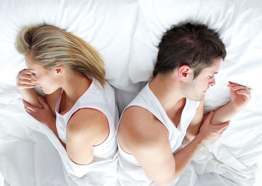 Niesatysfakcjonujące życie seksualne