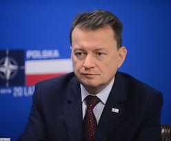 """Mariusz Błaszczak o wypowiedziach Władimira Putina. """"Kłamie, bo uprawia taką politykę od lat"""""""