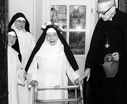 Zmarła najstarsza zakonnica świata. Cecylia Roszak z Krakowa miała 110 lat