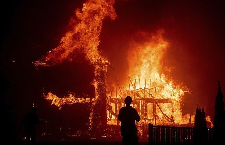 Pożary w Kalifornii. Już 25 ofiar śmiertelnych