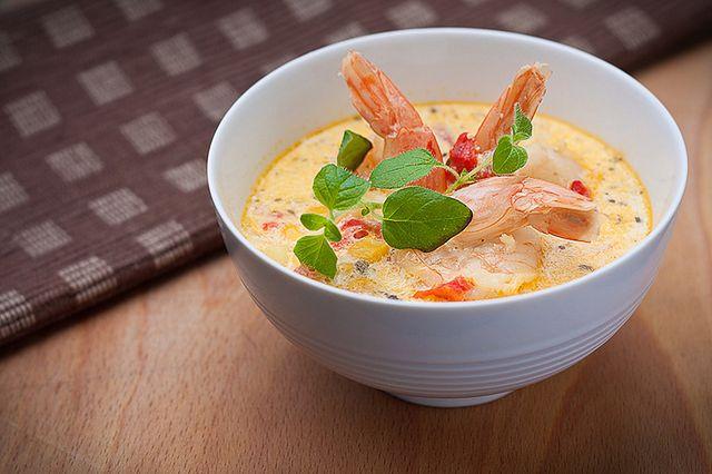 Zupa jako pełnowartościowy posiłek