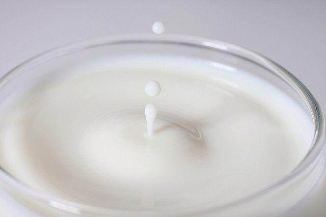 Chude mleko i ryby