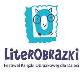 Logo Święta książki obrazkowej w Bydgoszczy