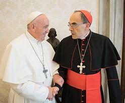Papież Franciszek nie przyjął dymisji skazanego kardynała Barbarina