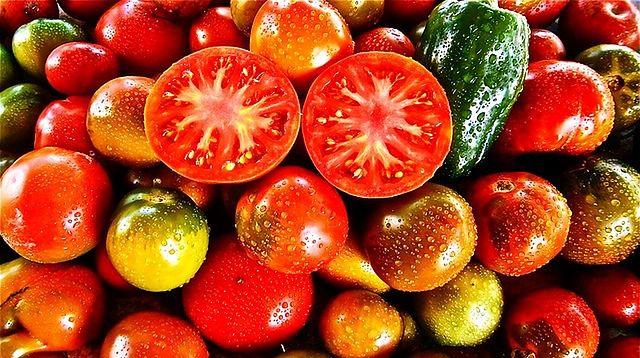 Spożywanie warzyw i owoców