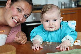 Naucz dziecko samodzielnego jedzenia!