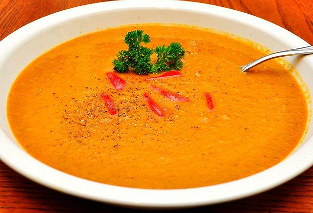 Pożywna zupa