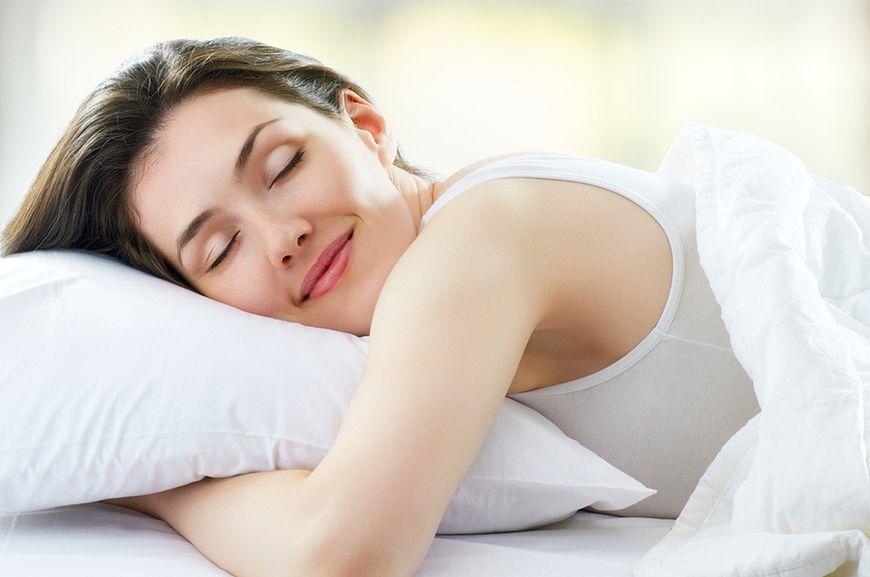 Dbaj o odpowiednią ilość snu