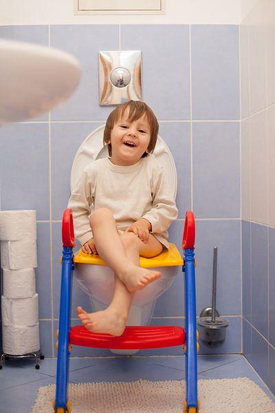 Nie korzystasz z łazienki sam