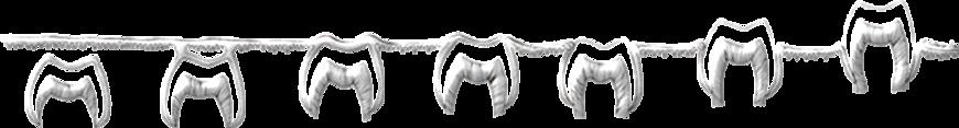 Etapy wyrzynania zębów