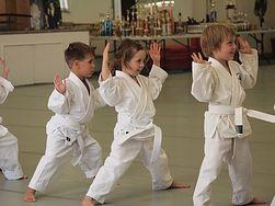 Lekcje karate dla dzieci