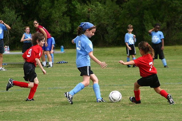 Piłka nożna i dzieci